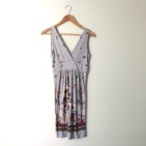 Renee C Floral Dress